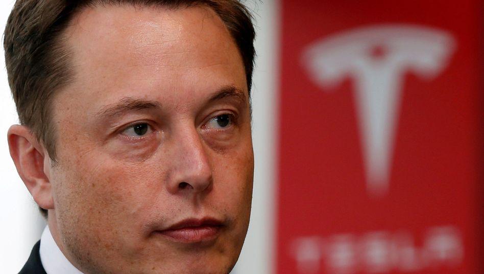 Verkauft CO2-Zertifikate an Abgassünder: Tesla-Chef Elon Musk