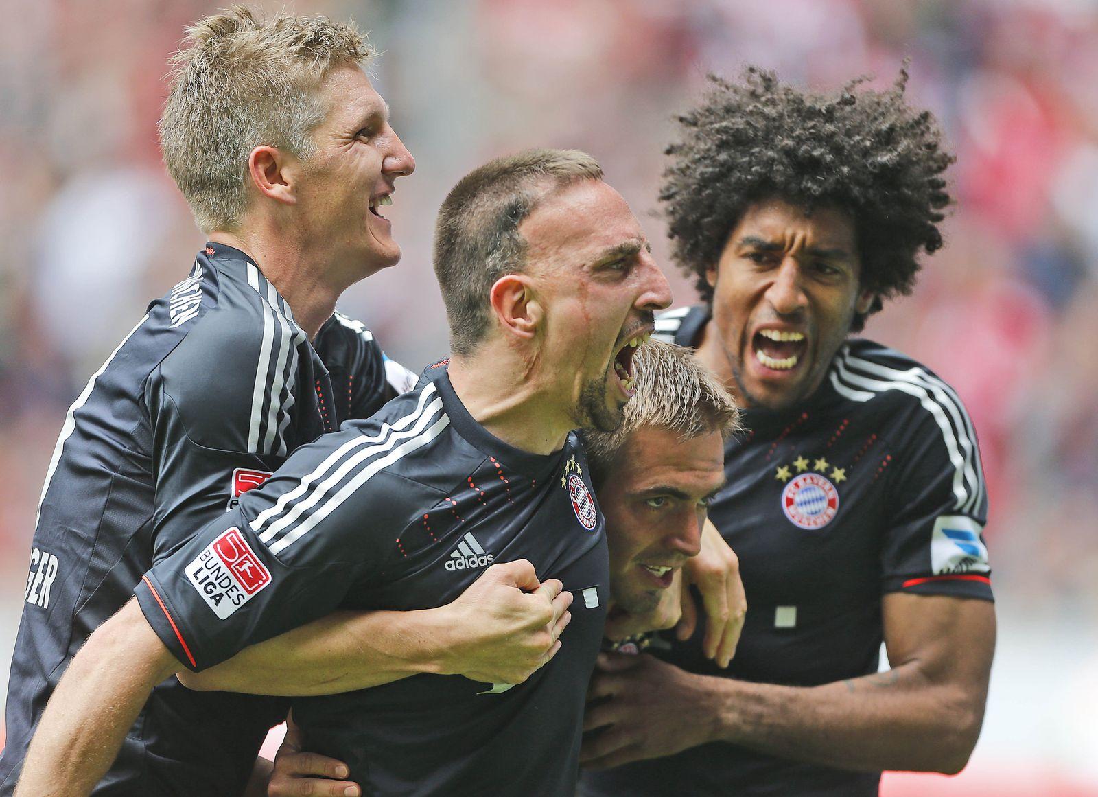 Jubel Bayern