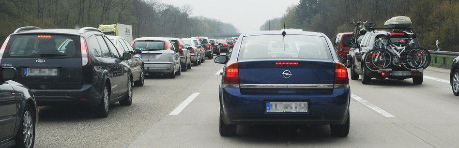 Autobahn (bei Karlsruhe): Wer selten fährt, soll weniger zahlen