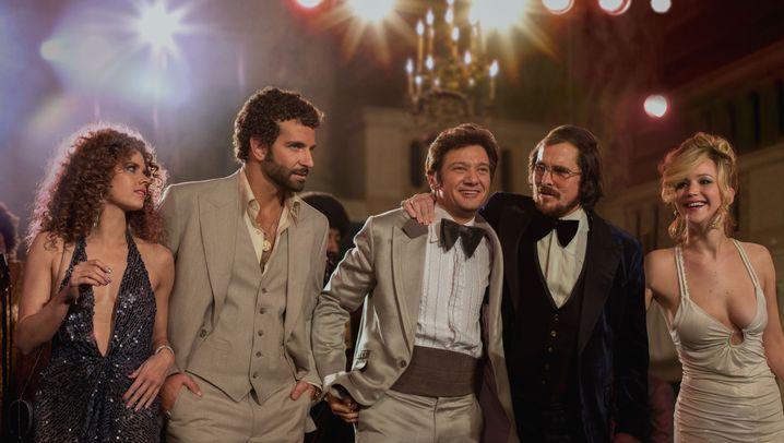 Oscar 2014: Die Kandidaten im Überblick