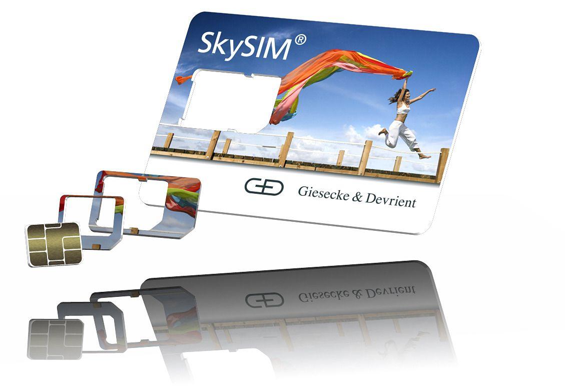 Neue SIM-Karten-Generation
