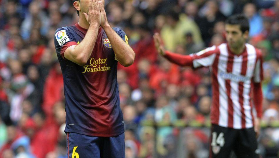Barça-Profi Xavi: Nur 2:2 gegen Bilbao