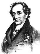 """Dichter Goethe: """"Dort sammelt sich der große Hauf, Herr Urian sitzt oben drauf"""""""