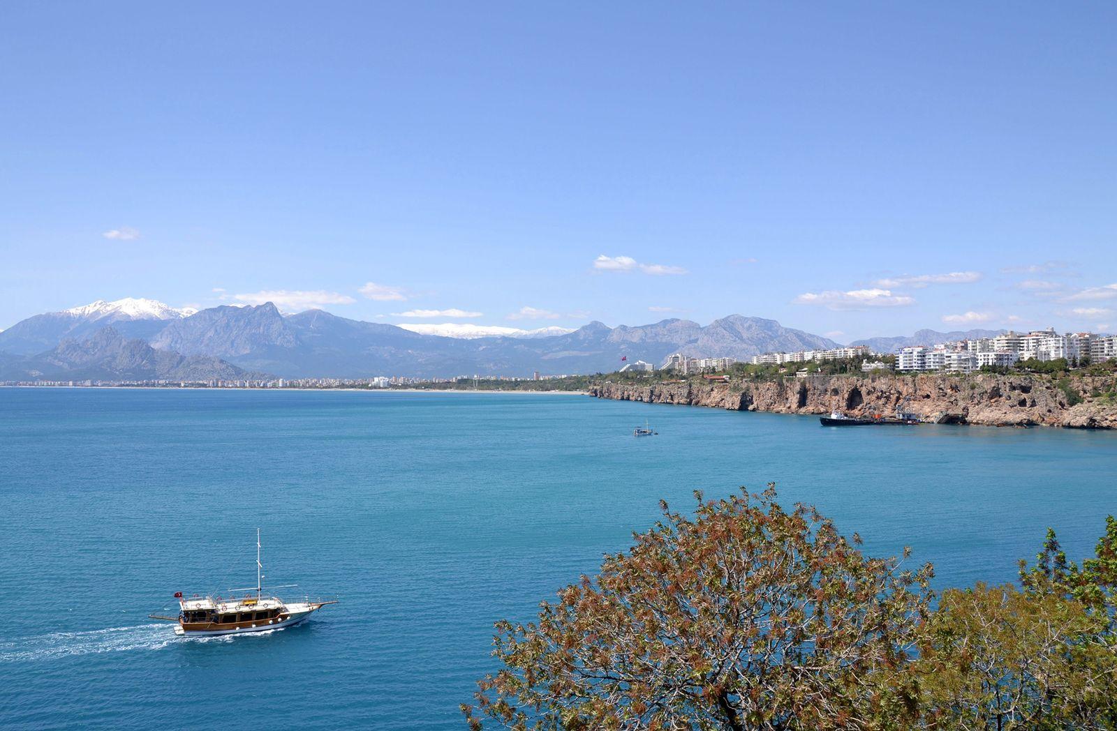 EINMALIGE VERWENDUNG Sommer / Europa / Antalya / Türkei