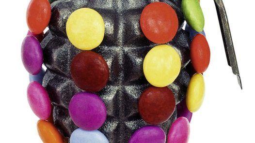 Legrady-Objekt »Pineapple«, 2008