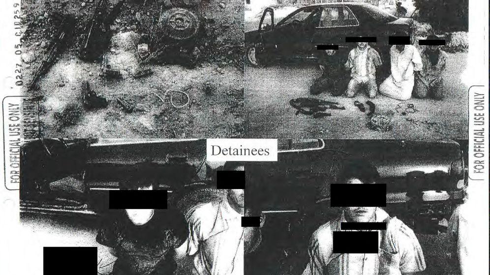 Foltervorwürfe gegen USA: Prellungen, Hautrötungen und Bandagen