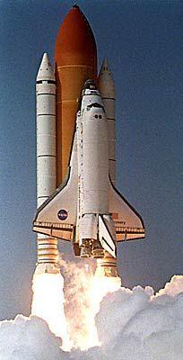 Vom Feinsten: Die Space Shuttles der Nasa verlassen sich auf seit 1981 bewährte 8086-Technik