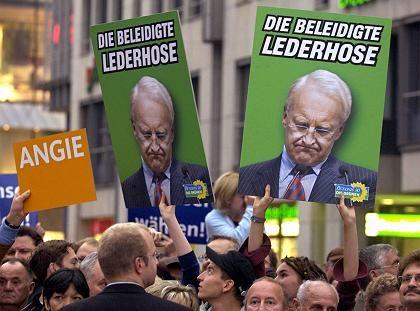 Wahlkampfplakate in Chemnitz: Laut Zeitungsberichten kein Wechsel nach Berlin geplant