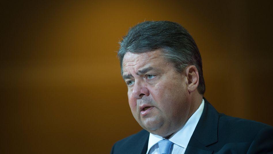 Vizekanzler Gabriel: Freihandelsabkommen spaltet SPD