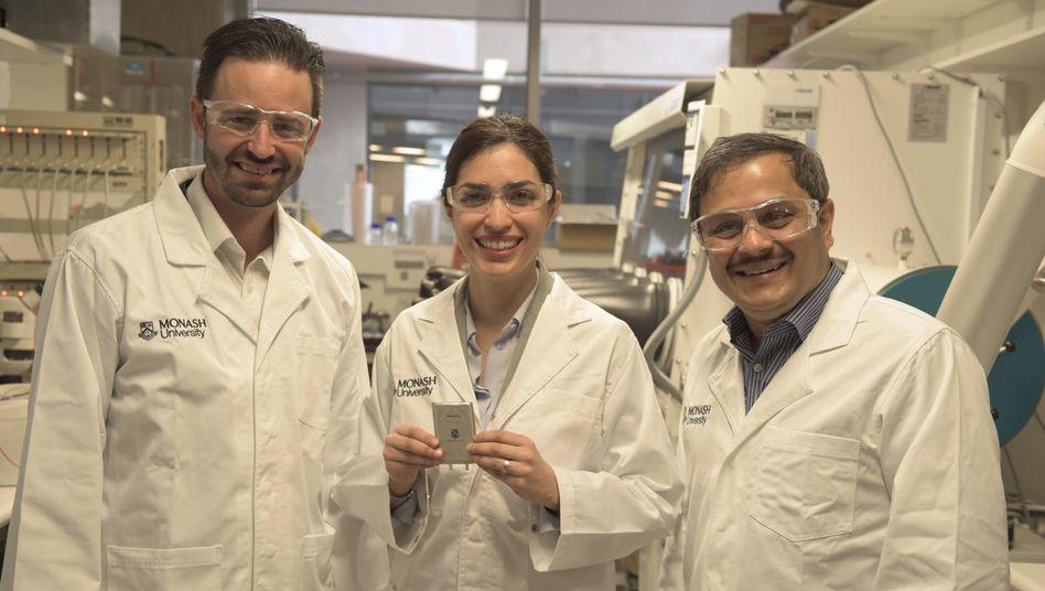 Batterietechnologie: Forscher entwickeln leistungsfähigsten Lithium-Schwefel-Akku
