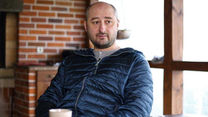 Toter Journalist: Gegen den Kreml - in großer Gefahr