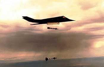 US-Kampfjet F-117: Unsichtbarkeit ist der einzige Schutz
