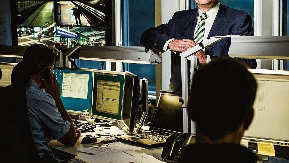 Polizeichef Romann: Das Leben gerettet?