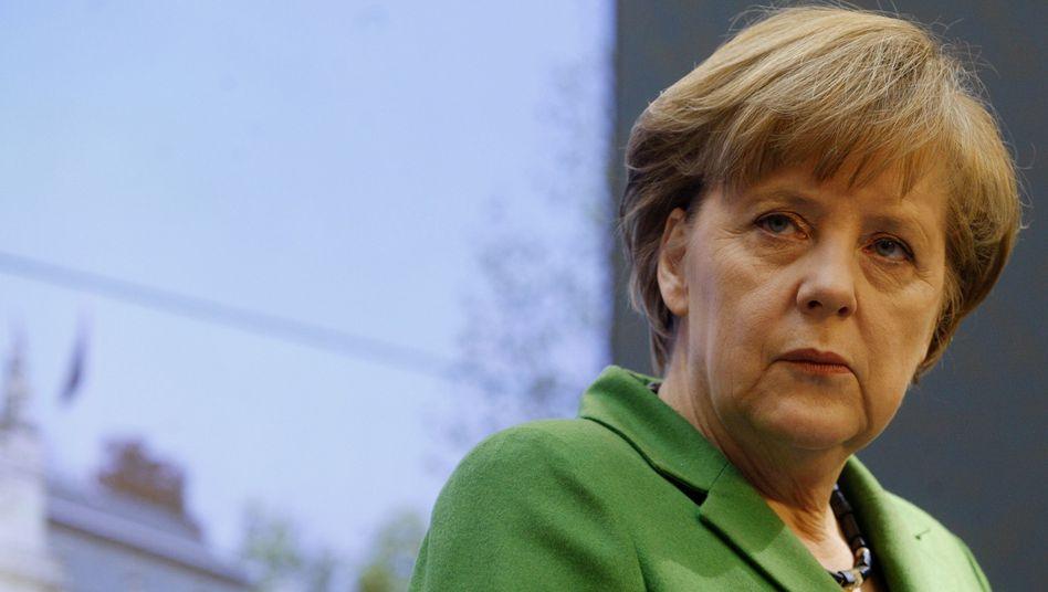 Kanzlerin Merkel: Ringen ums Betreuungsgeld