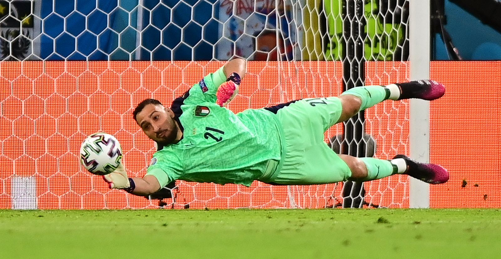 Quarter Final Belgium vs Italy