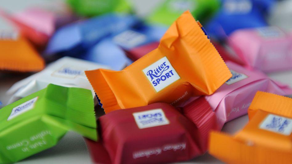 Ritter-Sport-Schokolade: Kampf um das Image der Marke
