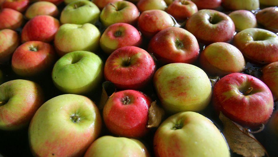 Äpfel: energie- und vitamreich