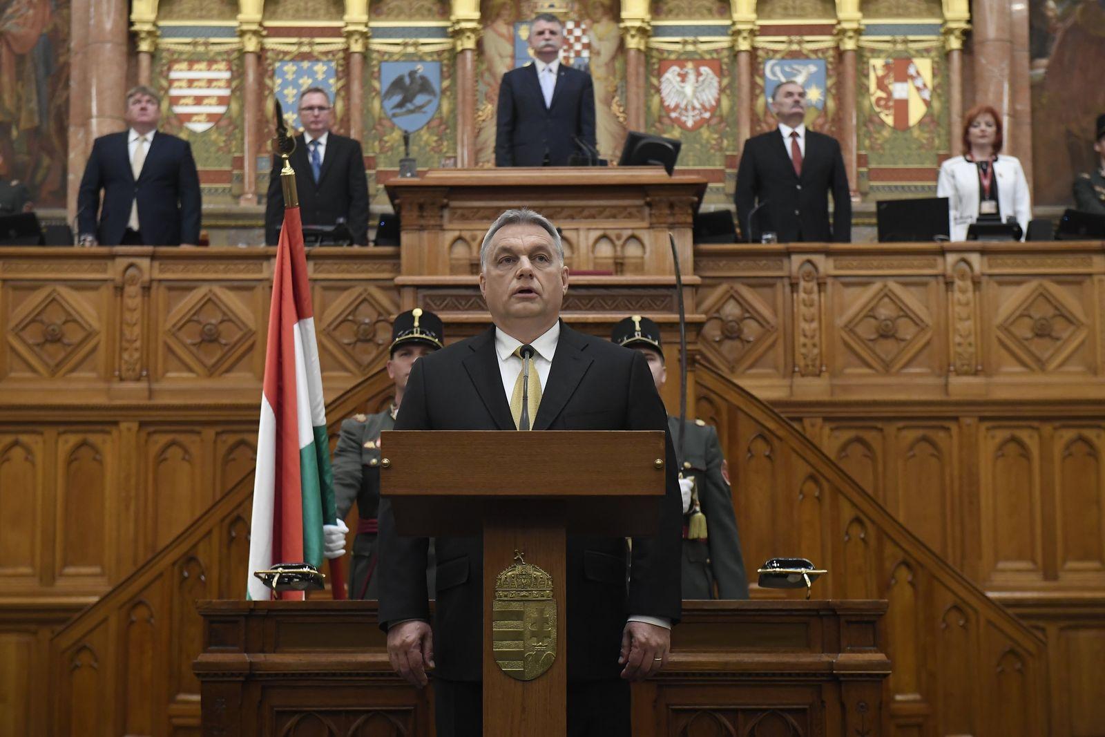 Budapest/ Orban