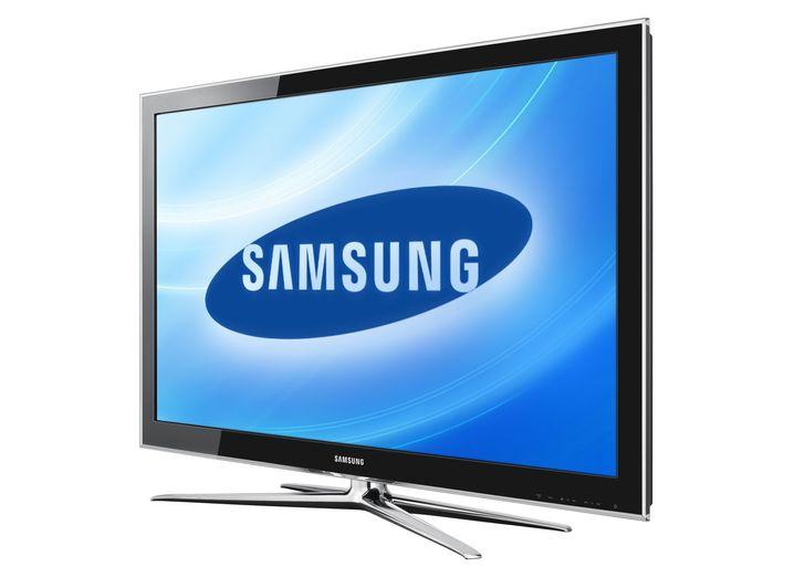 Samsung LE40C750: Einstiegsklasse ins 3-D-TV
