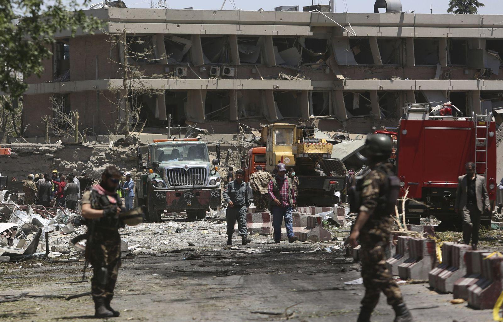 Ramadan / blutig / Kabul