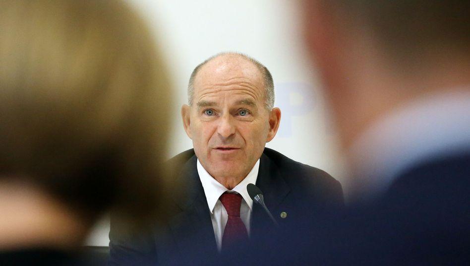 Karl-Erivan Haub im Juli 2016