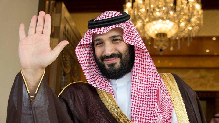 Saudi-Arabien: Der junge, starke Mann von Riad