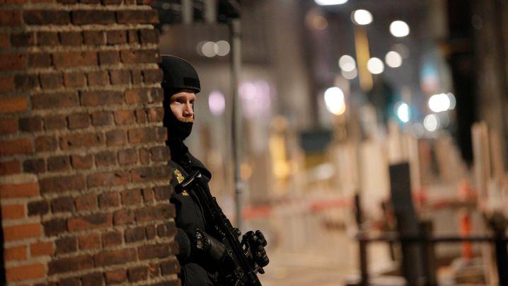 Anschläge in Kopenhagen: Bilder vom Tatort