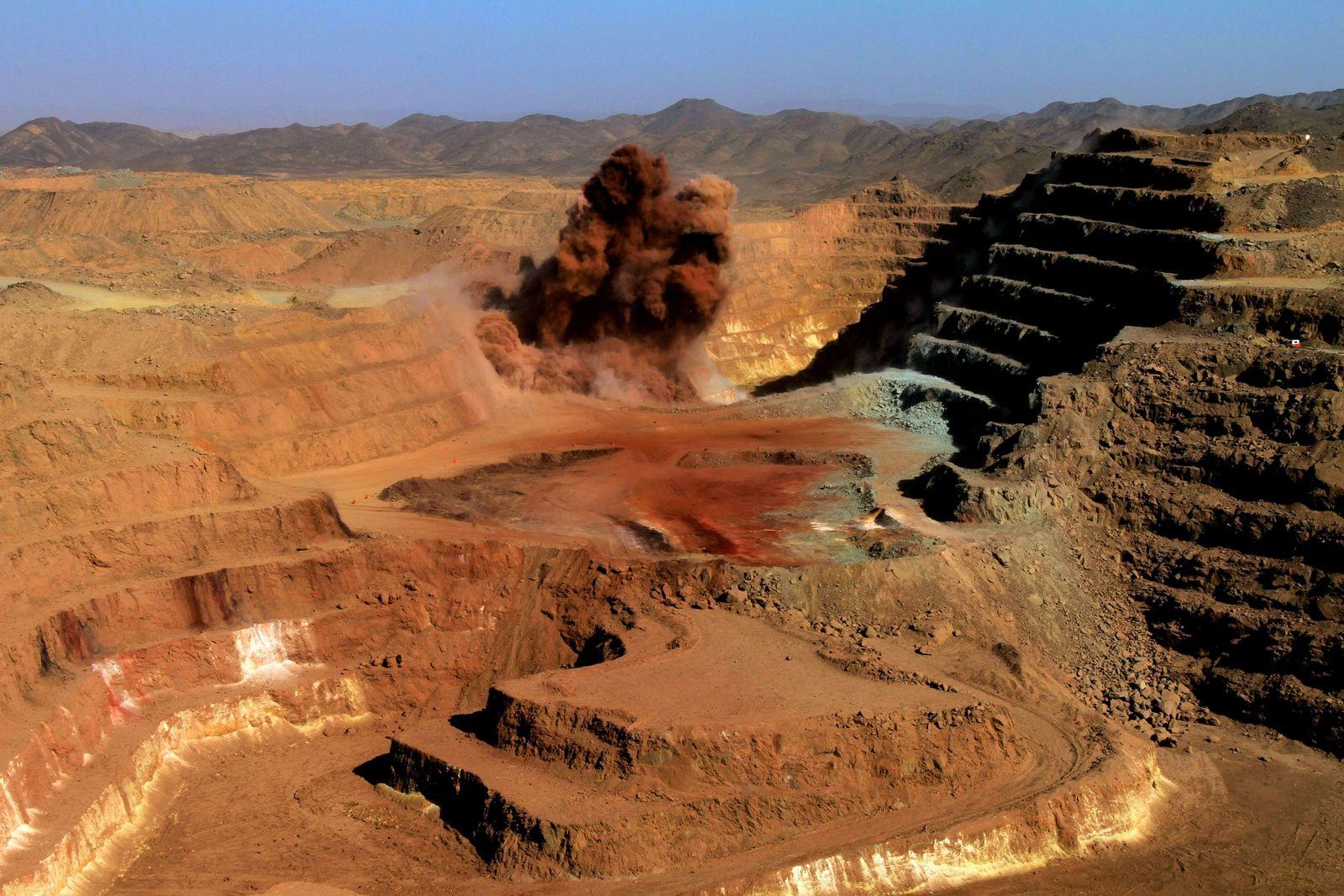 Goldmine/Sudan