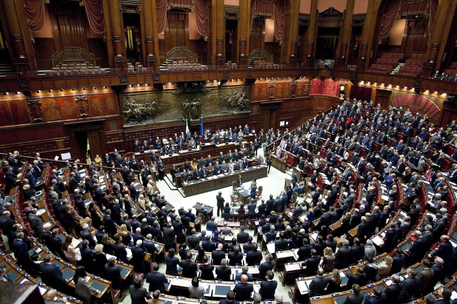 Parlament / Rom / Italien