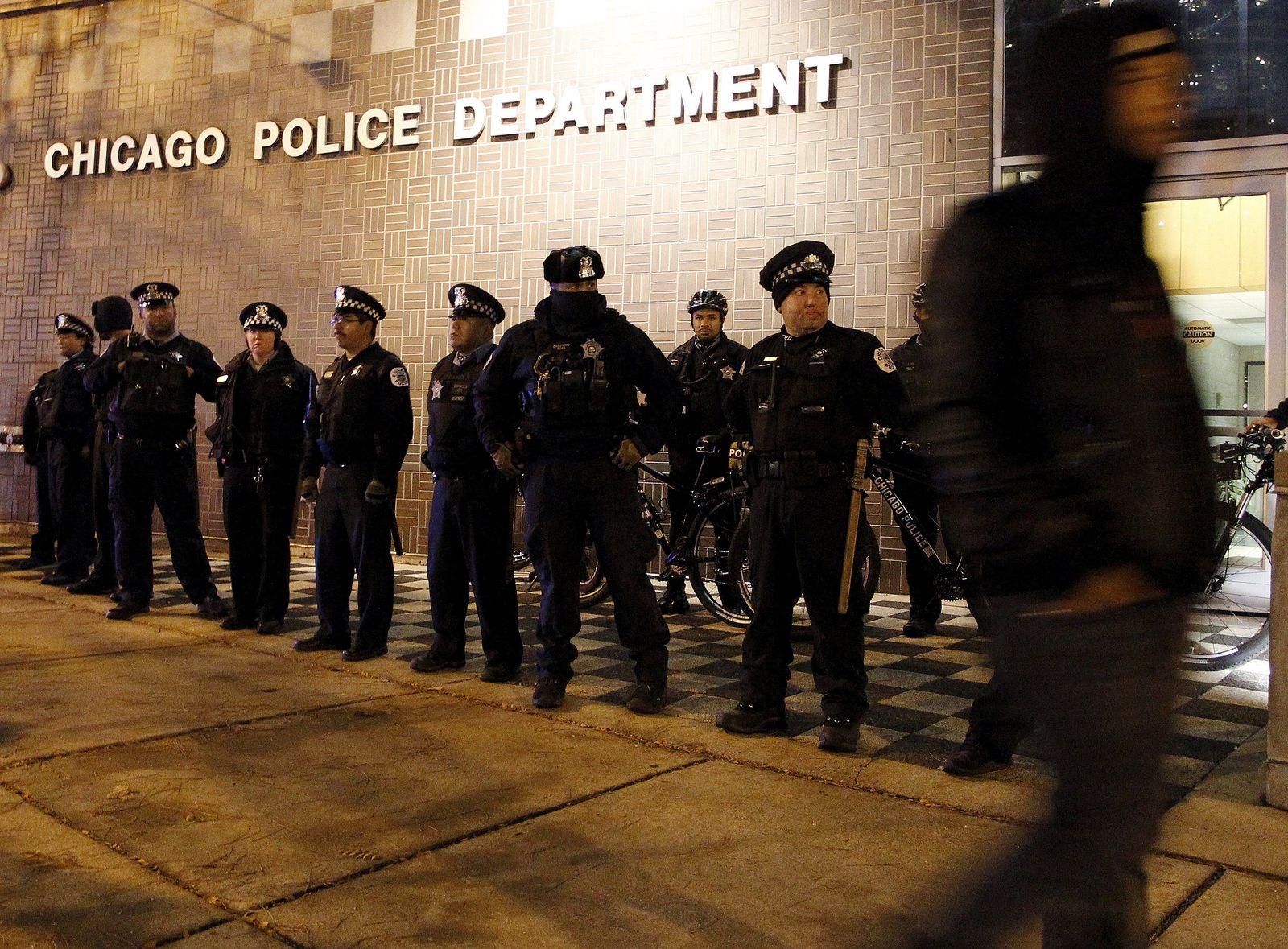 Chicago Polizei Video