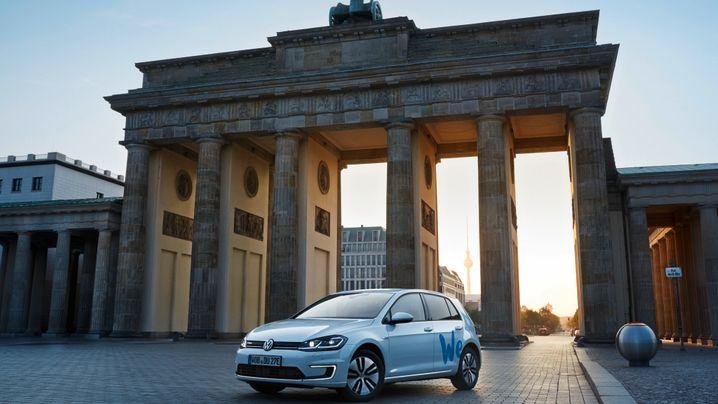 Volkswagen: Carsharing-Dienst WeShare startet in Berlin