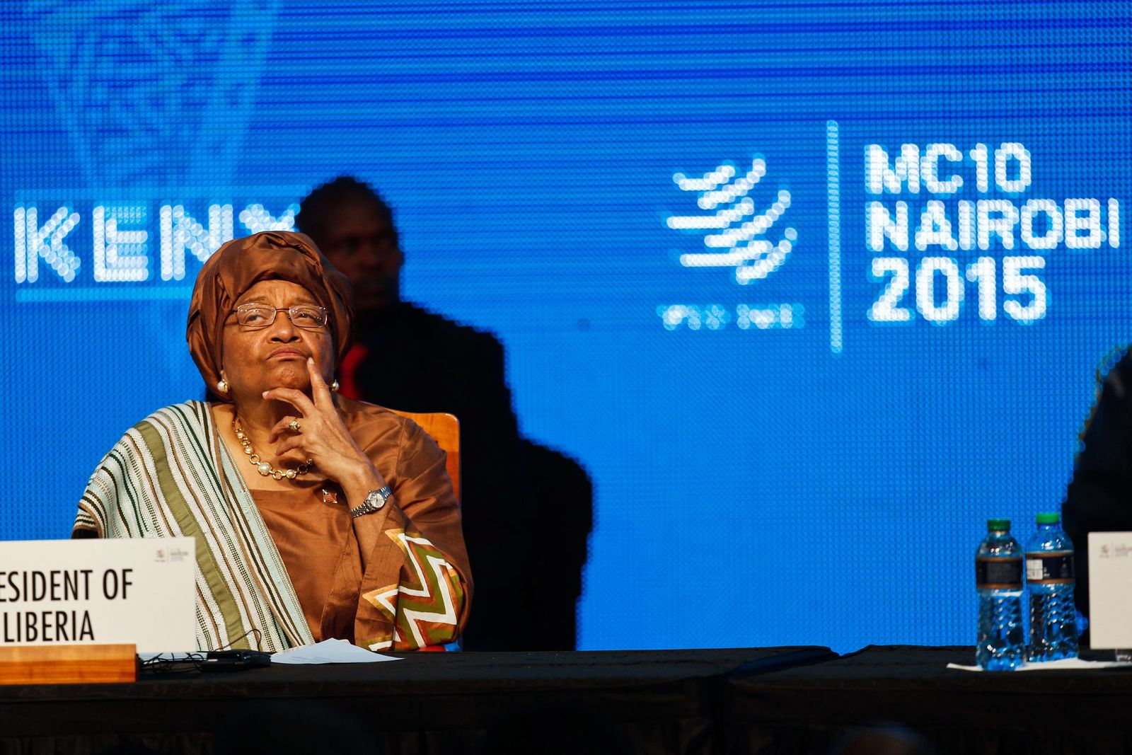 Tenth World Trade Organization Ministerial Conference in Nairobi