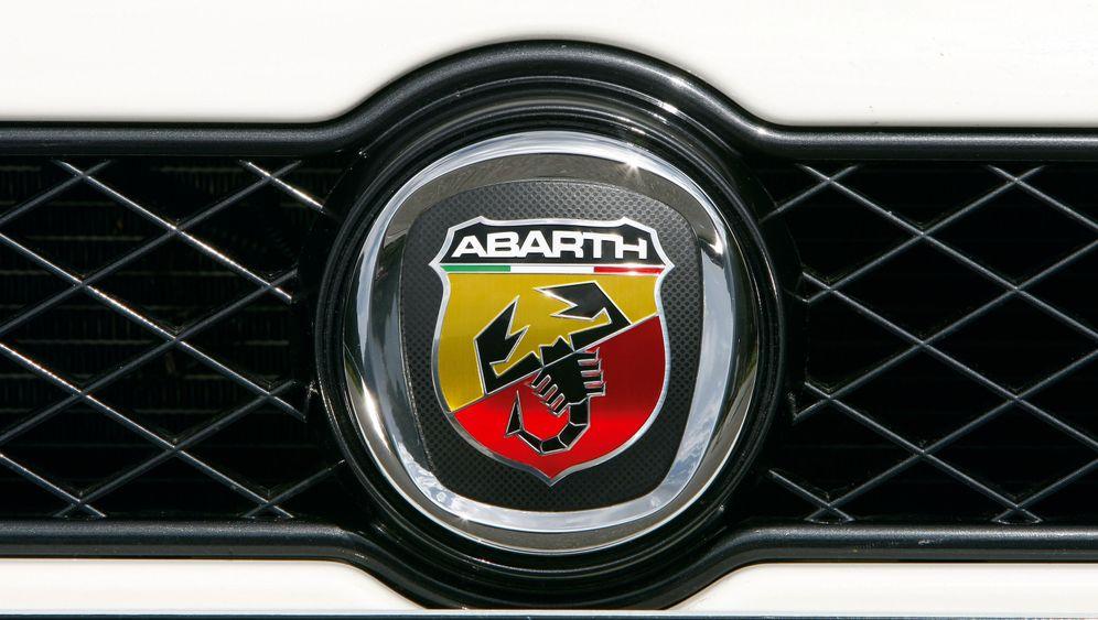 Grande Punto Abarth esseesse: Festhalten!