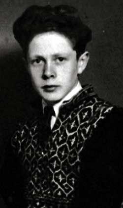 Morten Telle war 15, als die Nazis kamen