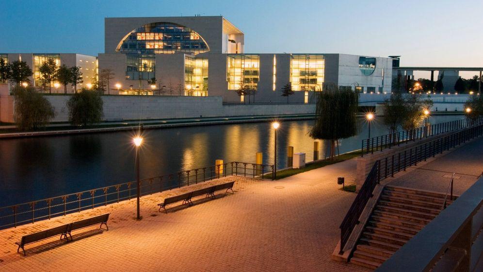 Kanzleramt in Berlin: Millionenausgaben für Sanierung