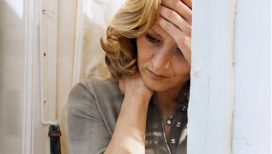 Patienten mit Psychose: Schon mehrere Jahre vor der Diagnose verändern sich Menschen.