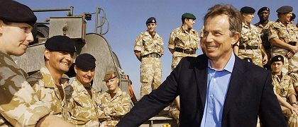 Can the man who brought Britain to war in Iraq bring peace to the Middle East?