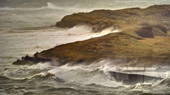 Herausforderung beim Deichbau: Küstenschutz in Deutschland