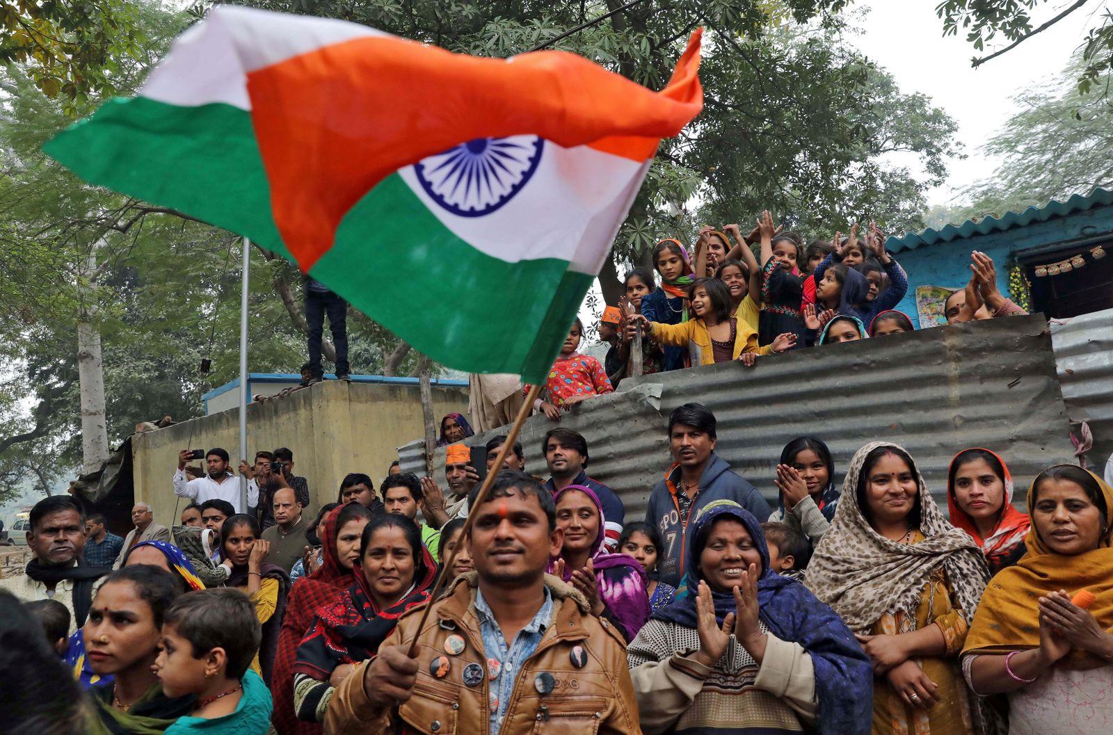 Indien / Staatsbürgerschaftsgesetz