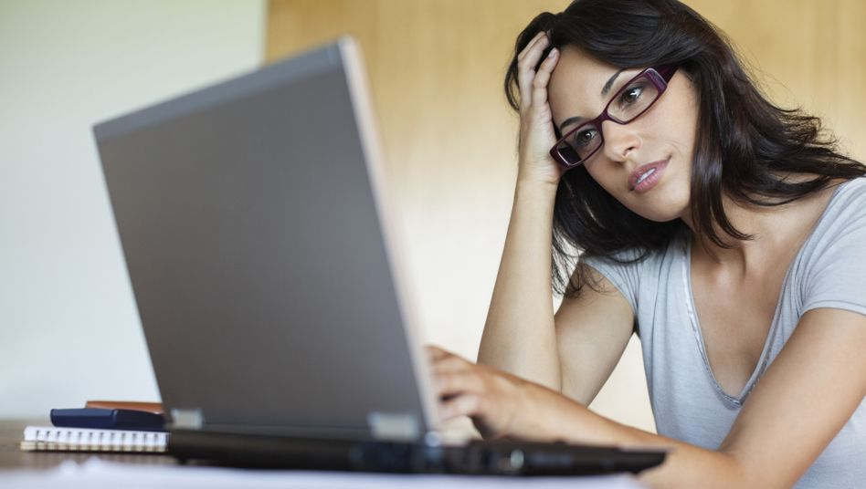 Psychologische Hilfe im Netz: Internettherapie könnte die Wartezeiten verkürzen