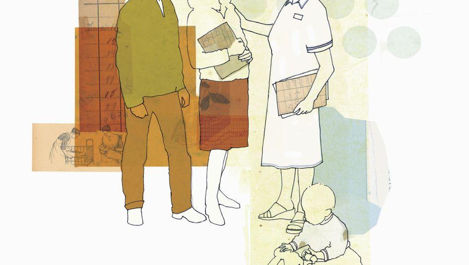 Hilfe in der Not: Wenn man mit seinen Problemen nicht weiter weiß, hilft der Psychotherapeut