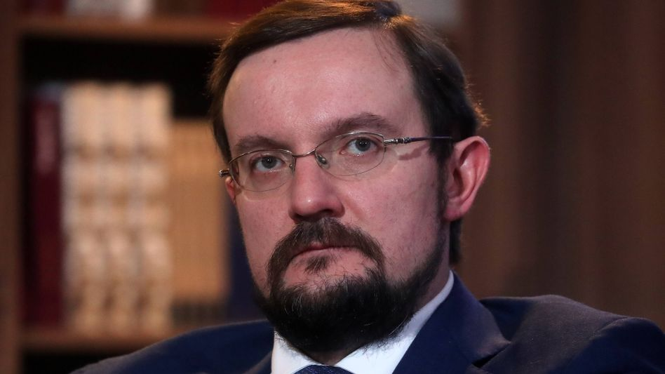 Pharma-Unternehmer Alexej Repik
