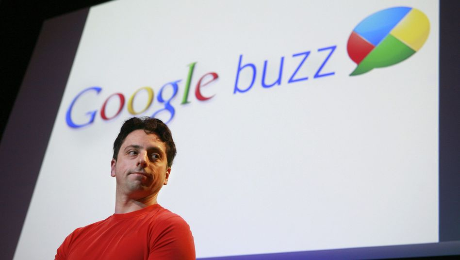 Google-Gründer Brin: Buzz führt Dienste zusammen, die bisher isoliert standen