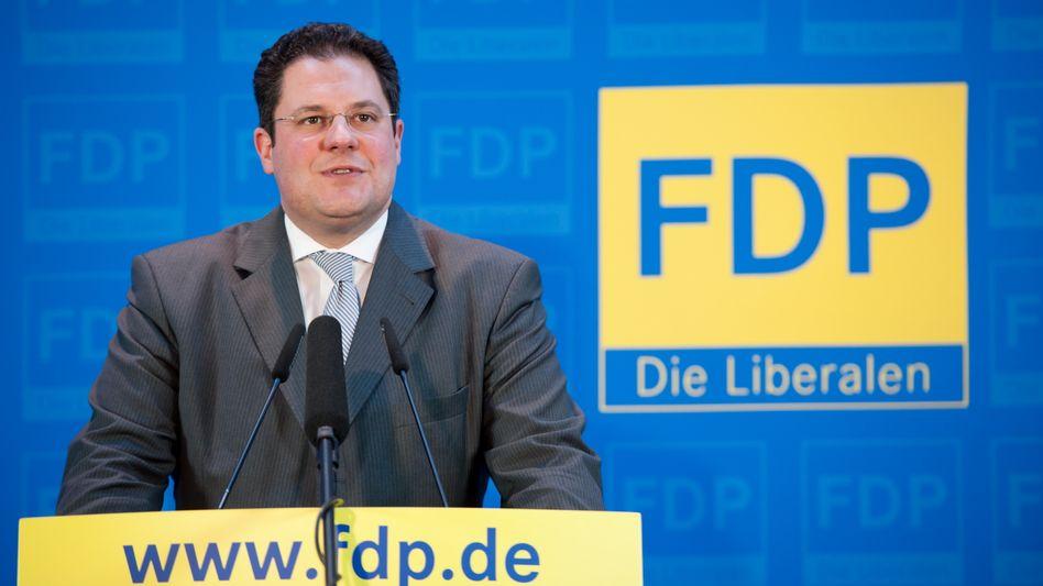 """Designierter FDP-Generalsekretär Döring: """"Auf einmal halten das alle für 'ne Revolution"""""""
