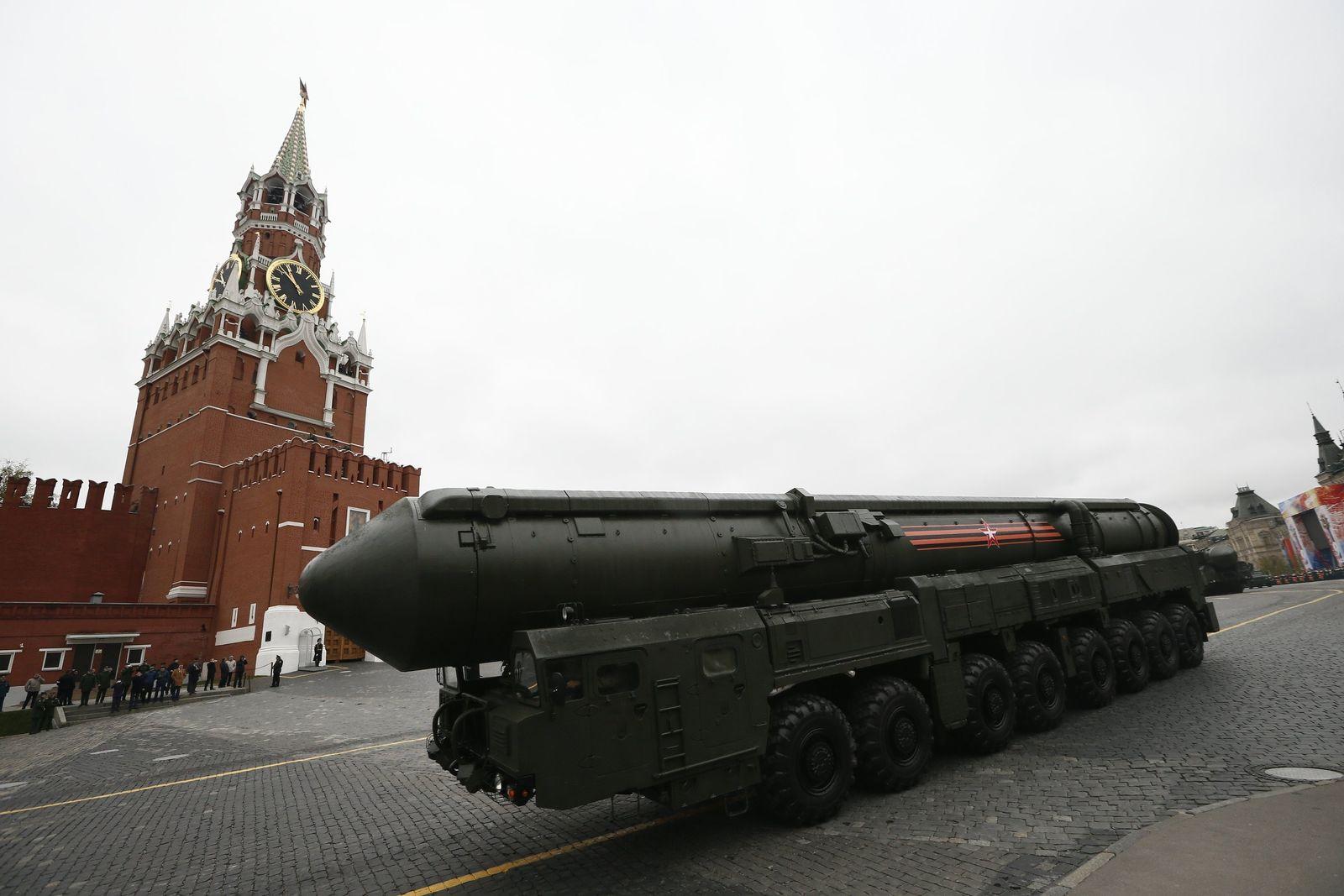 Russische Nuklearwaffe