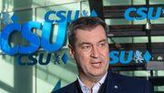 Söder drängt CDU zu rascher Chefwahl