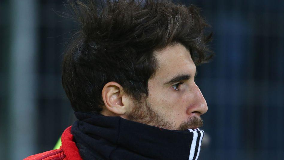 Bayern-Verteidiger Martínez: Schon wieder verletzt