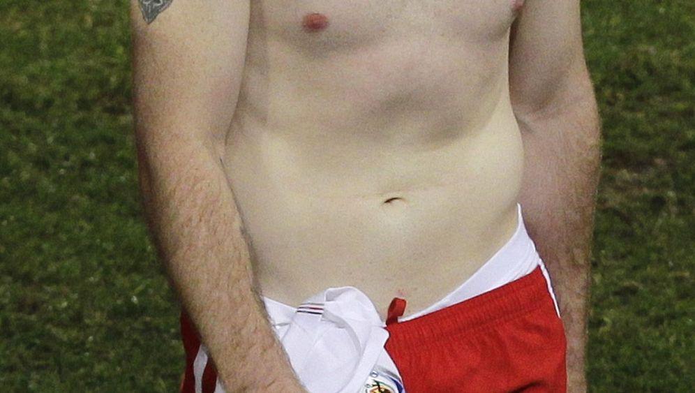 Wayne Rooney: Der englische Samson