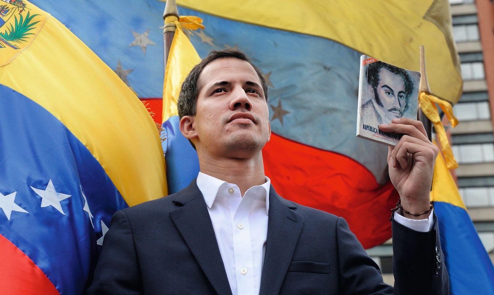 Präsident Guaidó