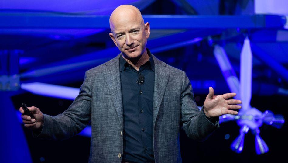 Amazon-Gründer Bezos: Vermögen seit Jahresbeginn um rund 29 Milliarden Dollar gewachsen